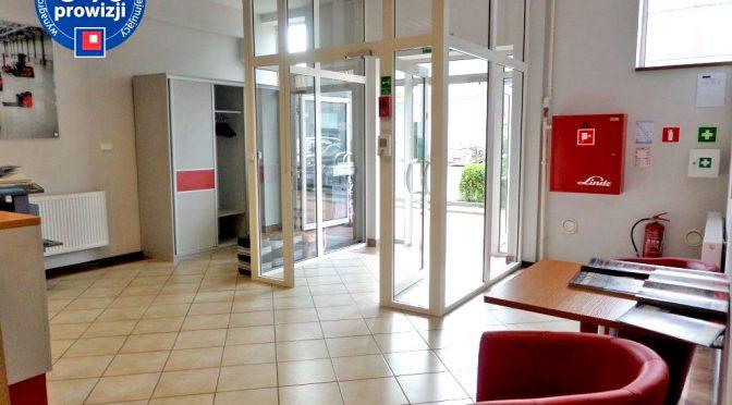 Na wynajem klimatyzowany lokal biurowy we Wrocławiu (Psie Pole)