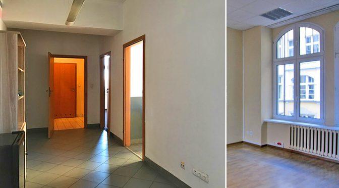 komfortowe biuro do wynajmu we Wrocławiu na Starym Mieście