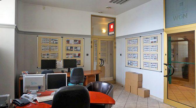 luksusowe wnętrze biura do wynajęcia we Wrocławiu