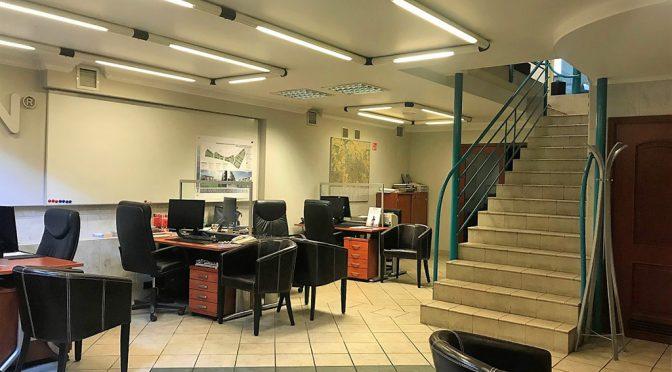 prestiżowe wnętrze biura do wynajęcia we Wrocławiu