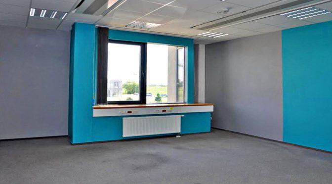 luksusowe wnętrze biura do wynajęcia we Wrocławiu (Siechnice)