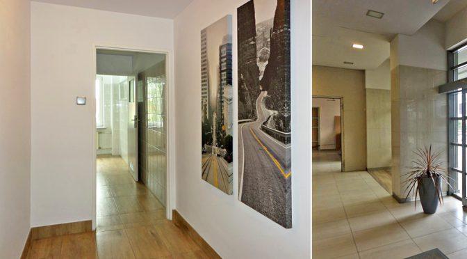 wnętrze komfortowego biura do wynajęcia we Wrocławiu