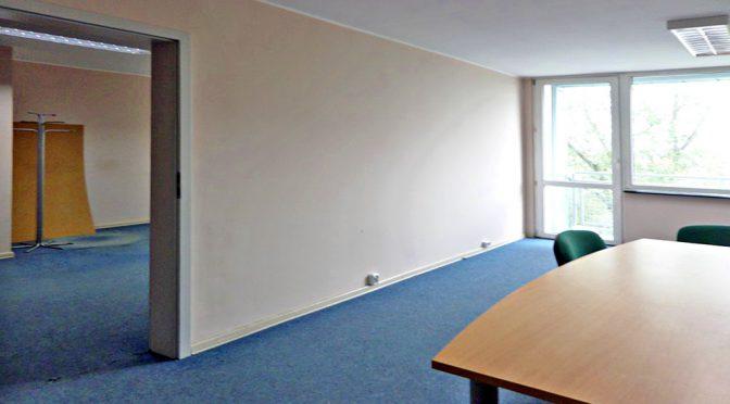 pomieszczenia należące do biura na wynajem we Wrocławiu