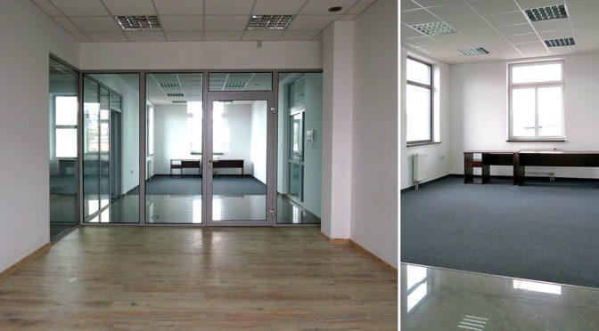 prestiżowe wnętrze biura do wynajmu we Wrocławiu