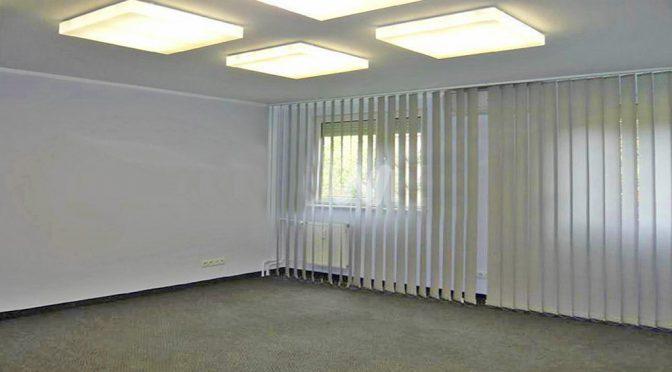 wnętrze luksusowego biura do wynajmu we Wrocławiu