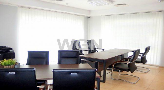 nowoczesne wnętrze ekskluzywnego biura do wynajęcia we Wrocławiu