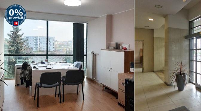 komfortowe, przestronne wnętrze biura do wynajęcia Wrocław