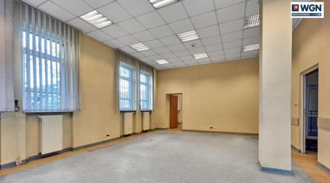 przestronne wnętrze biura do sprzedaży Wrocław