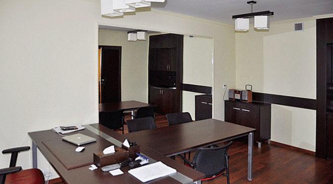 komfortowe wnętrze biura do wynajęcia Wrocław