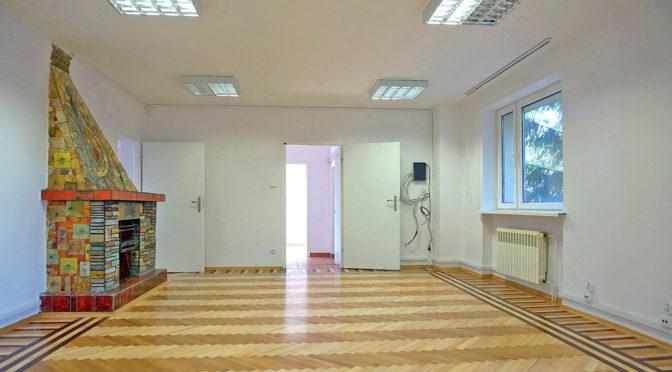 przestronne wnętrze biura do wynajęcia Wrocław