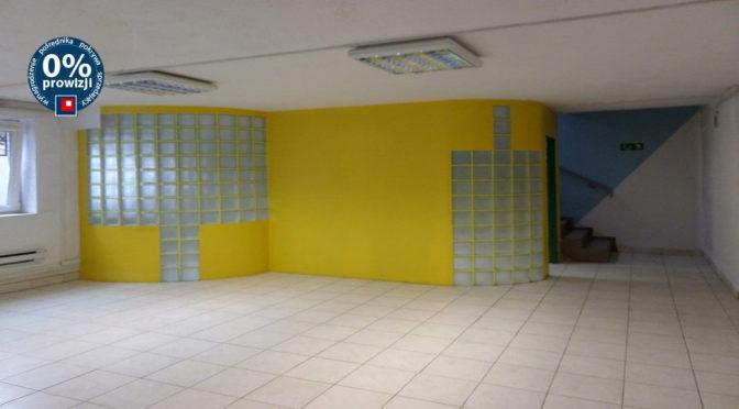 wnętrze komfortowego i przestronnego biura do wynajęcia Wrocław