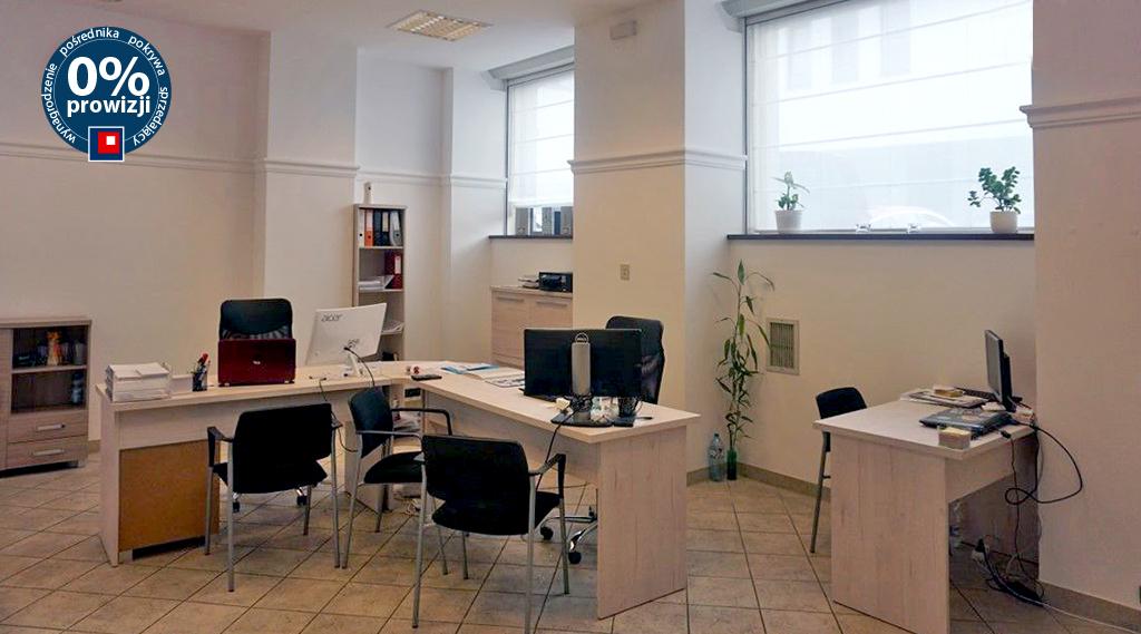 wnętrze komfortowego biura na wynajem Wrocław Stare Miasto