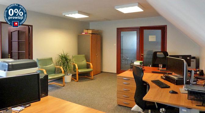 ekskluzywne pomieszczenie w lokalu biurowym na wynajem Wrocław
