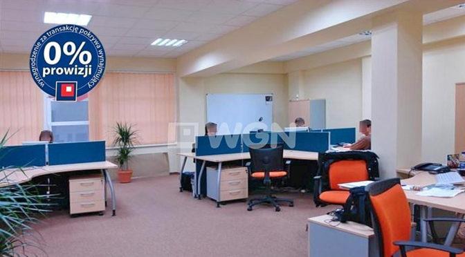 przestronne wnętrze biura na wynajem Wrocław