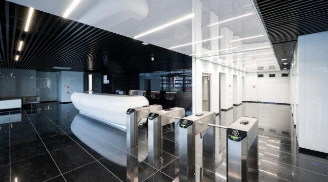 nowoczesne wnętrze biura do wynajęcia Wrocław Fabryczna