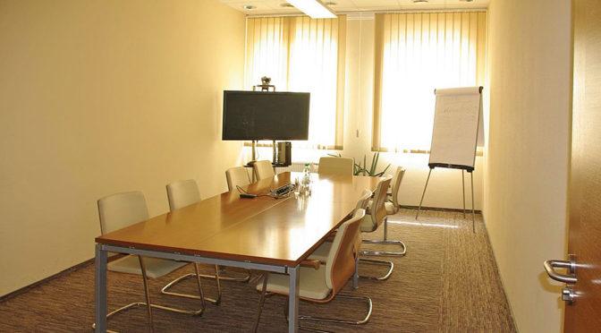 komfortowe wnętrze biura na wynajem Wrocław Siechnice