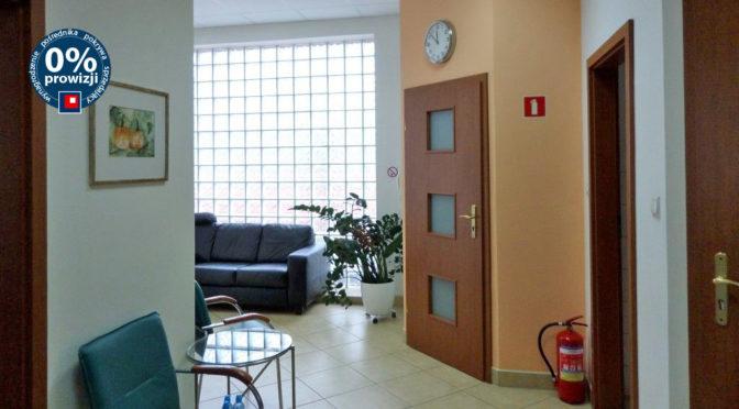 komfortowe wnętrze biura do wynajęcia Wrocław Stare Miasto