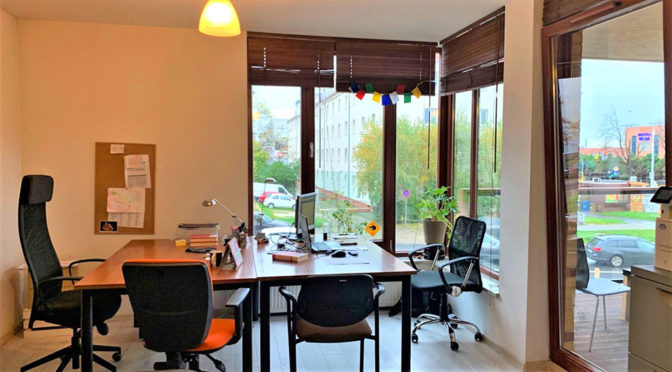 nowoczesne pomieszczenie w biurze na sprzedaż Wrocław